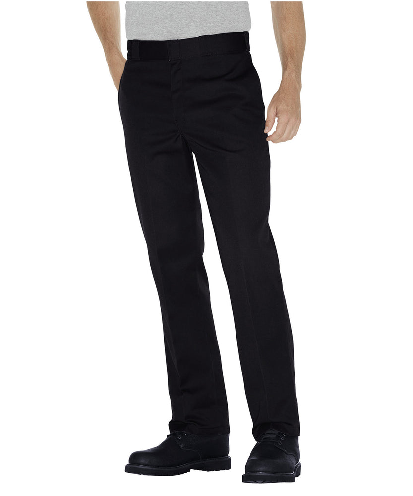 Dickies Original 874 Work Pants in Black at Dave's New York
