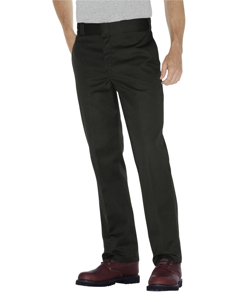 Dickies Original 874 Work Pants in Olive Green at Dave's New York