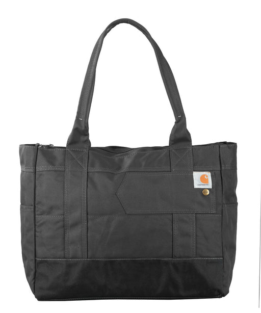Carhartt Women's East West Tote Bag in Black at Dave's New York
