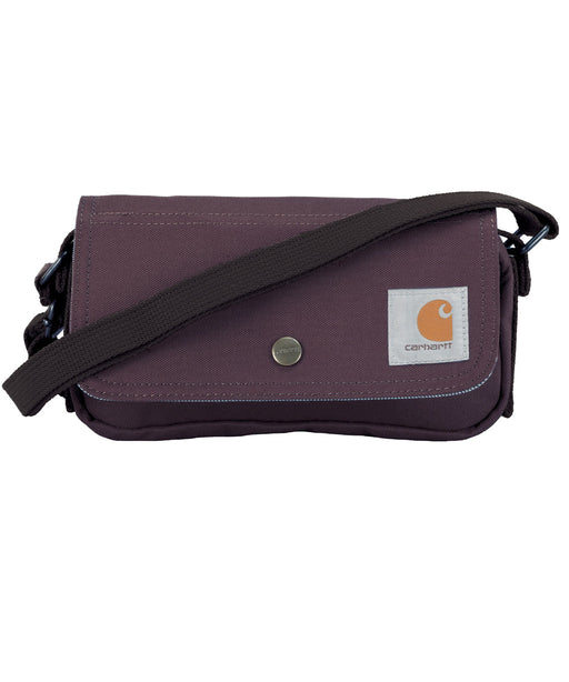 Carhartt Essentials Pouch in Deep Wine at Dave's New York