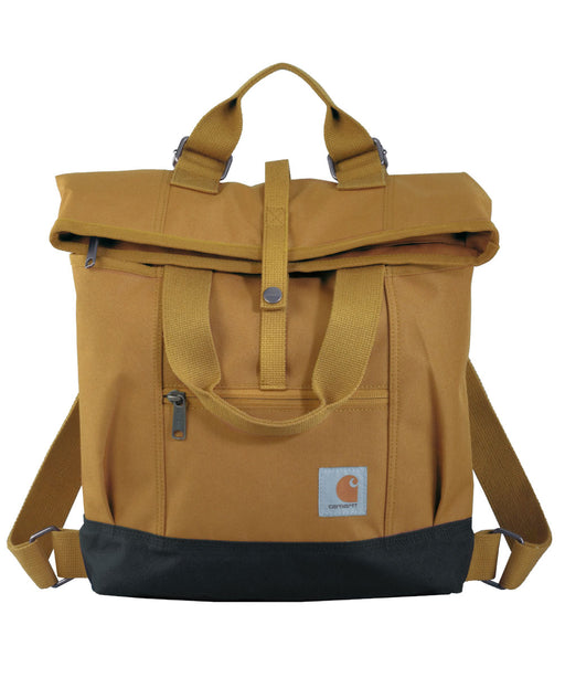 Carhartt Women's Backpack Hybrid in Carhartt Brown at Dave's New York