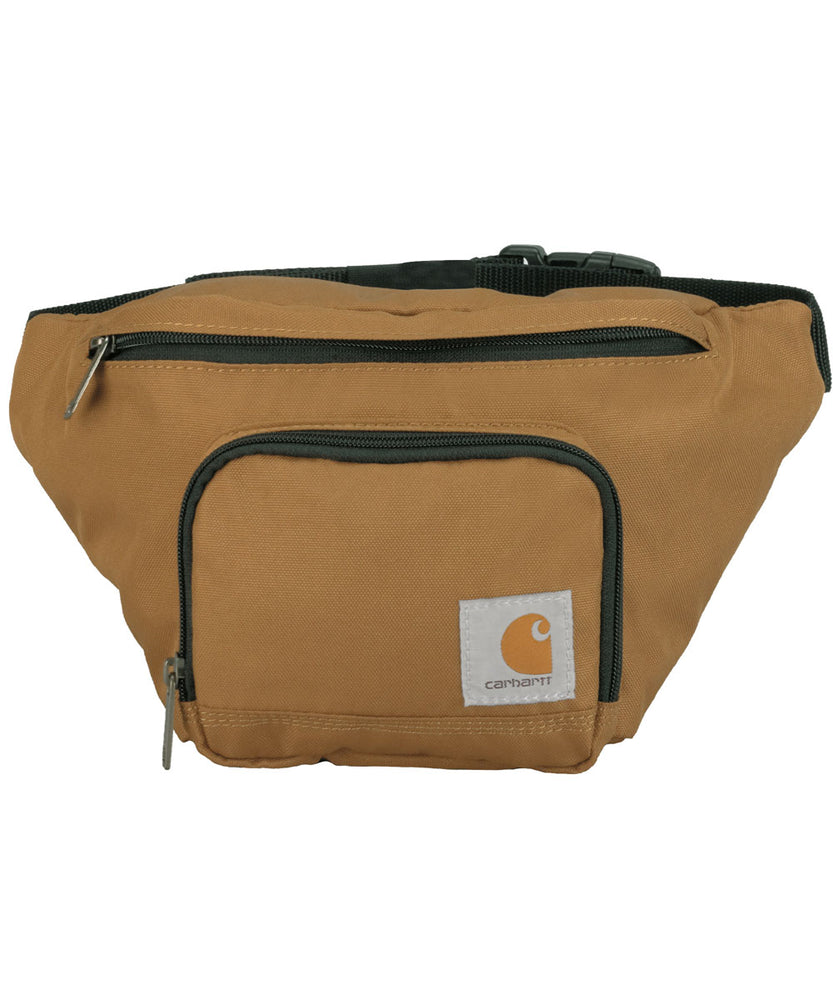Carhartt Waist Pack in Carhartt Brown at Dave's New York