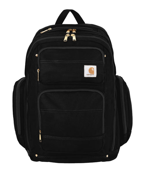 Carhartt Legacy Deluxe Work Pack in Black at Dave's New York