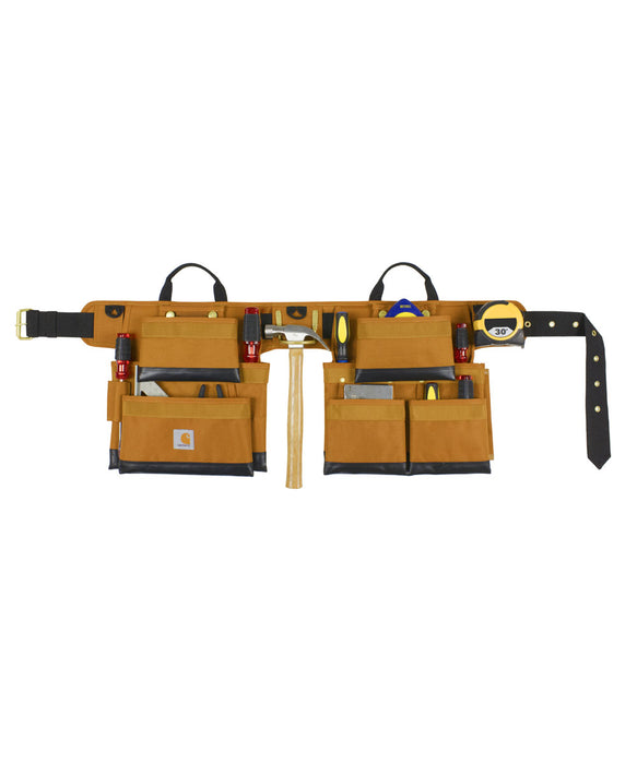 Carhartt Legacy Deluxe Tool Belt in Carhartt Brown at Dave's New York