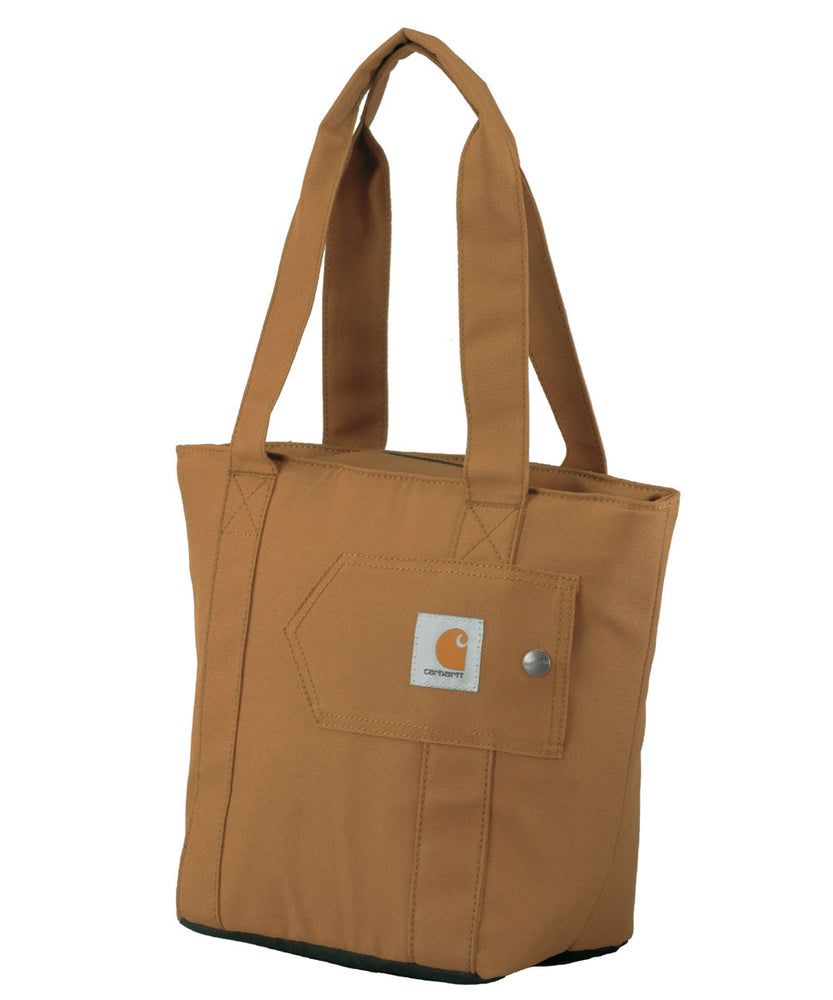 Carhartt Lunch Tote in Carhartt Brown at Dave's New York