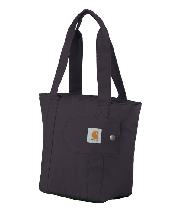 Carhartt Lunch Tote in Wine at Dave's New York