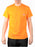 Ben Davis Short Sleeve Pocket Tee – Bright Orange