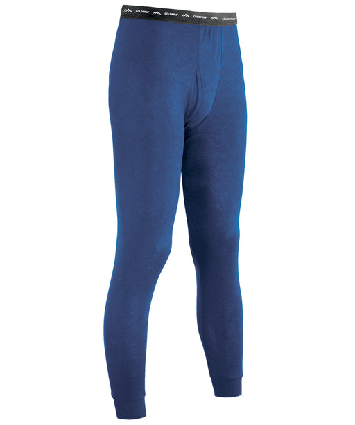 ColdPruf® Authentic Wool Plus Men's Thermal Underwear Pants - Vintage Navy