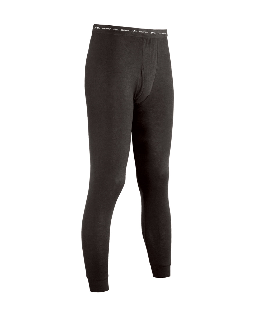db37d03e31b040 ColdPruf Men's Performance Base Layer Thermal Underwear Pants – Black —  Dave's New York