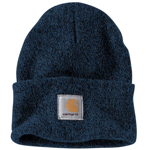 Carhartt A18 Acrylic Knit Watch Hat - Dark Blue/Navy