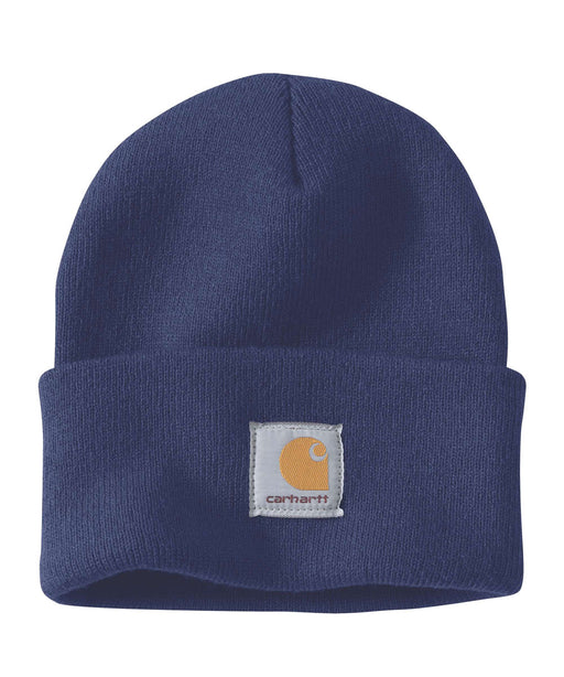 Carhartt A18 Watch Hat (Beanie) - Dusk Blue at Dave's New York