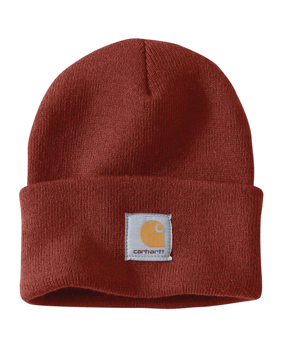 Carhartt A18 Watch Hat (Beanie) - Iron Ore at Dave's New York