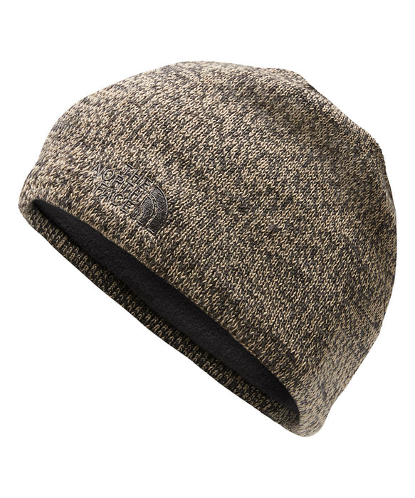 The North Face Jim Beanie - Dune Beige Heather at Dave's New York
