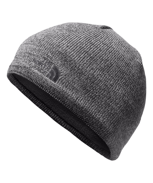 The North Face Jim Beanie - Mid Grey/Asphalt Grey at Dave's New York