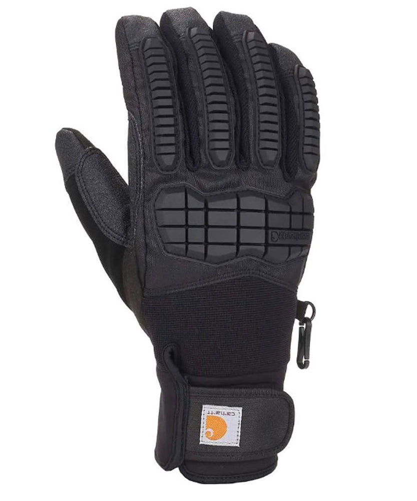 Carhartt Men's Winter Ballistic Insulated Gloves - Black at Dave's New York