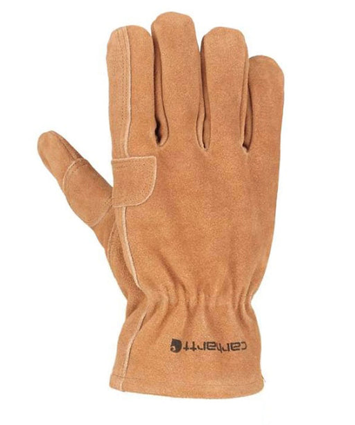 Carhartt Men's Pile Fencer Suede Work Gloves - Carhartt Brown at Dave's New York