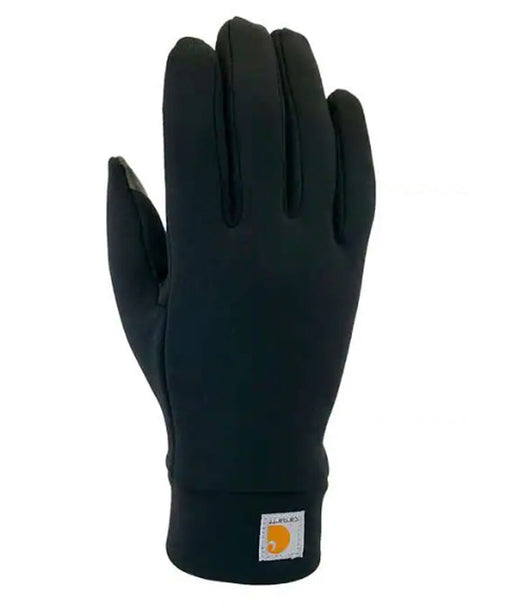 Carhartt Men's Stretch Fleece Liner Gloves - Black at Dave's New York