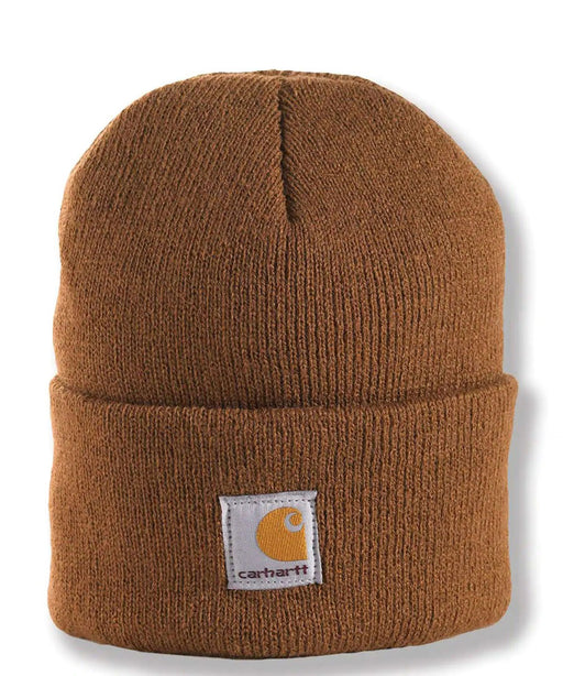 Carhartt Kids Acrylic Watch Hat (Beanie) - Carhartt Brown at Dave's New York