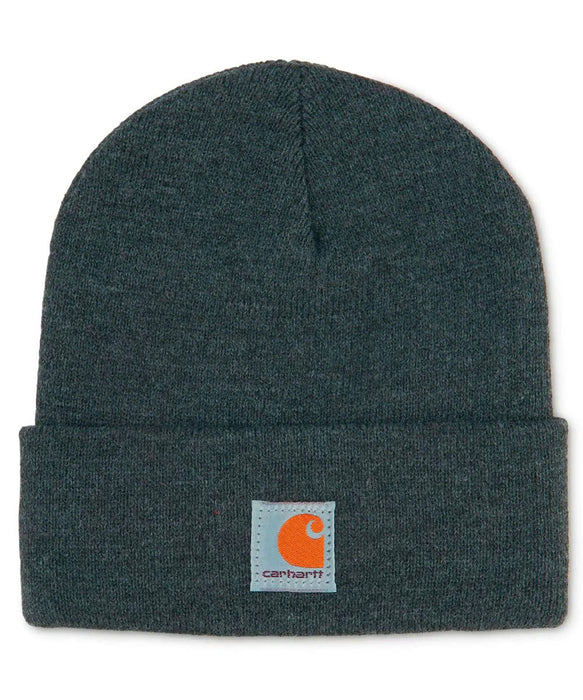 Carhartt Kids Acrylic Watch Hat (Beanie) - Charcoal Heather at Dave's New York