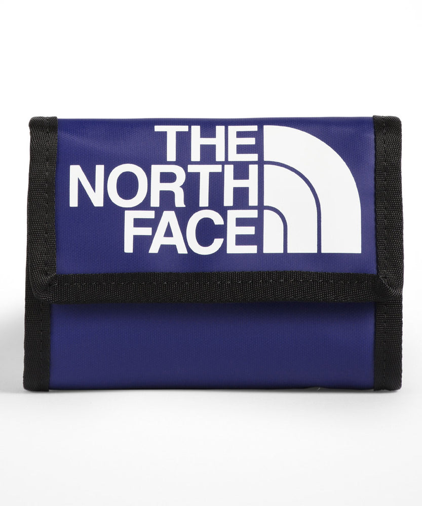 The North Face Base Camp Wallet - Aztec Blue/TNF Black