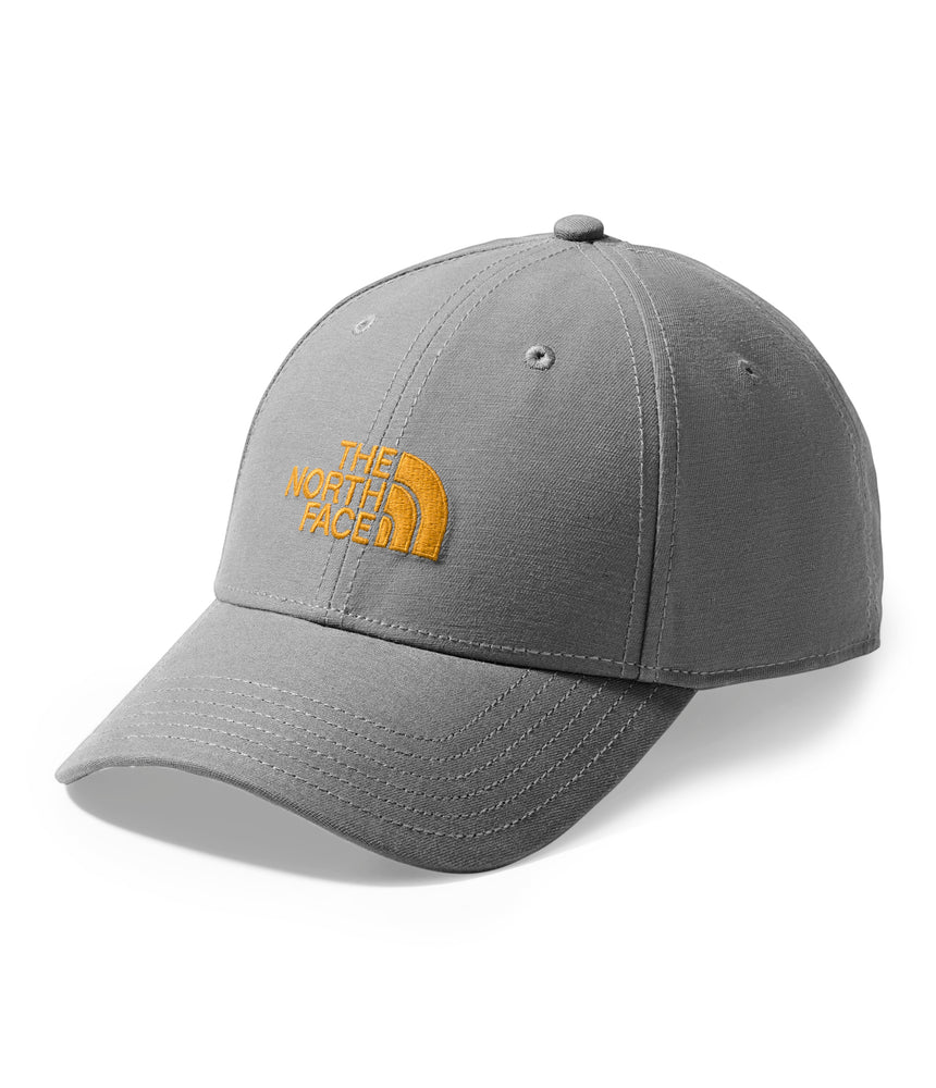 The North Face 66 Classic Hat – Asphalt Grey/Citrine Yellow at Dave's New York