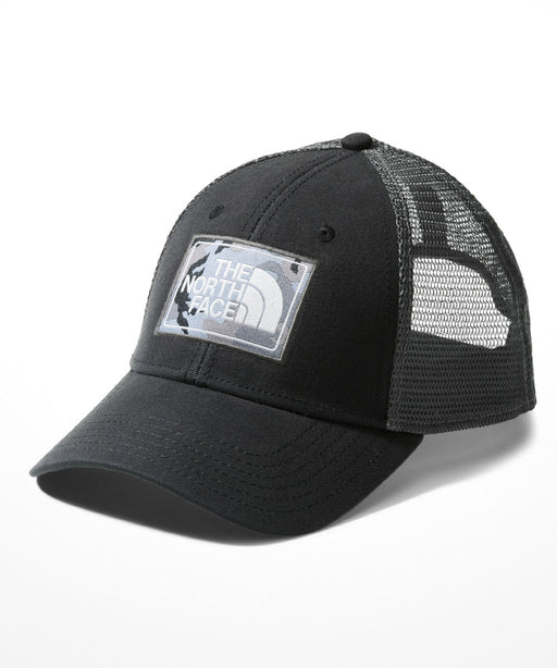 The North Face Mudder Trucker Cap - TNF Black/Asphalt Grey Camo