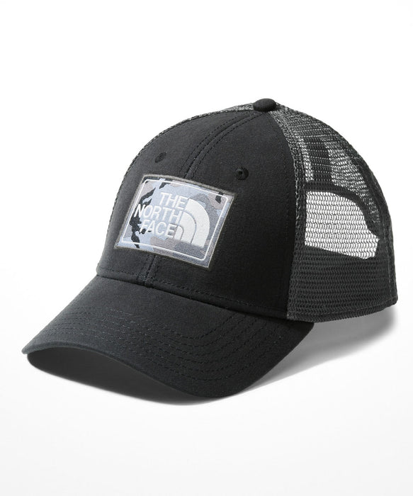3334888669027 The North Face Mudder Trucker Cap - TNF Black / Asphalt Grey Camo — Dave's  New York