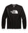 The North Face Men's Long Sleeve Half Dome Logo Tee - TNF Black/TNF White