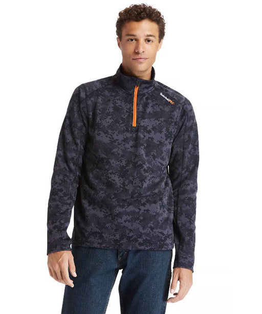 Timberland PRO Understory Quarter-Zip Fleece - Digi Camo at Dave's New York