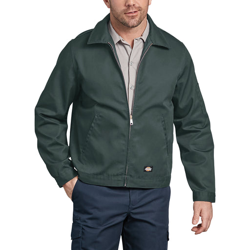 Dickies Eisenhower Jacket - Hunter Green at Dave's New York