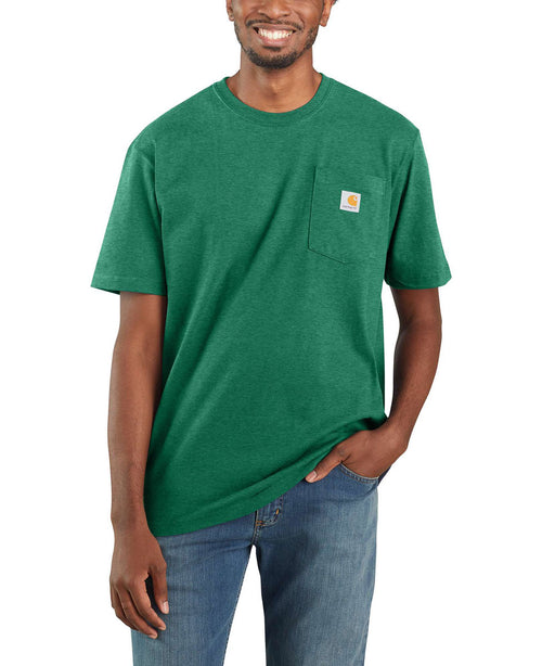 Carhartt K87 Workwear Pocket T-Shirt - North Woods Heather at Dave's New York