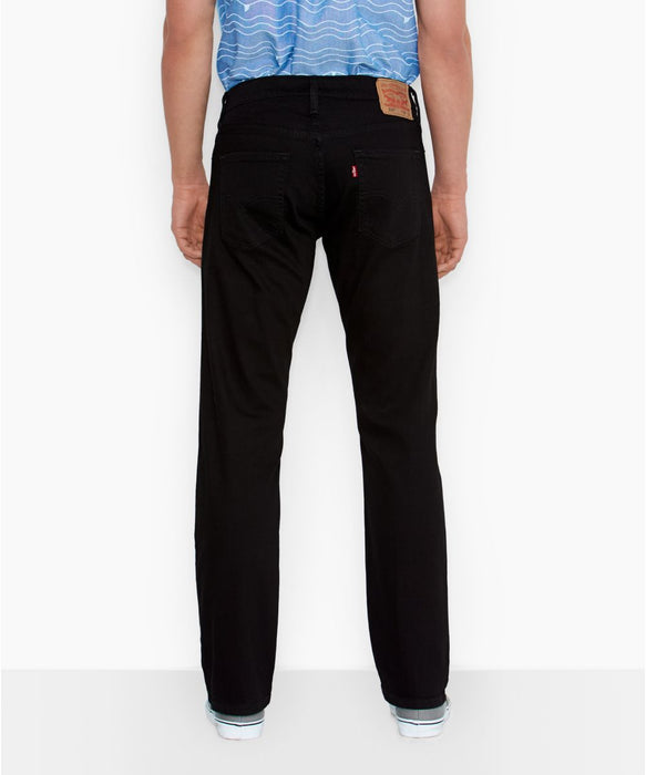 Levi's 514 Straight Fit Jeans - Black