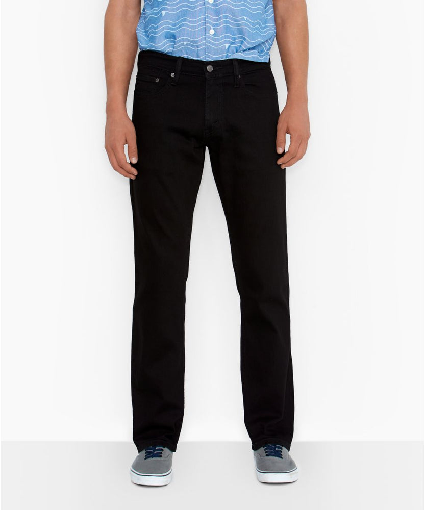 Levi's Men's 514 Straight Fit Jeans in Black at Dave's New York