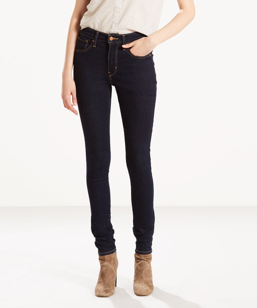 Levi's Women's 721 High Rise Skinny Jeans in Cast Shadows at Dave's New York