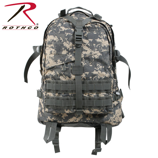 Rothco Large Transport Pack - ACU Digital Camo