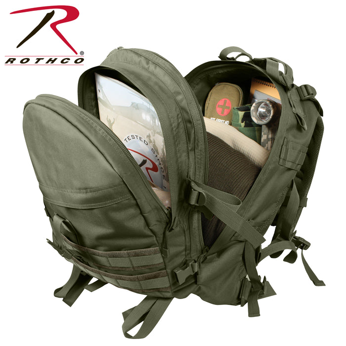Rothco Large Transport Pack - Foliage Green