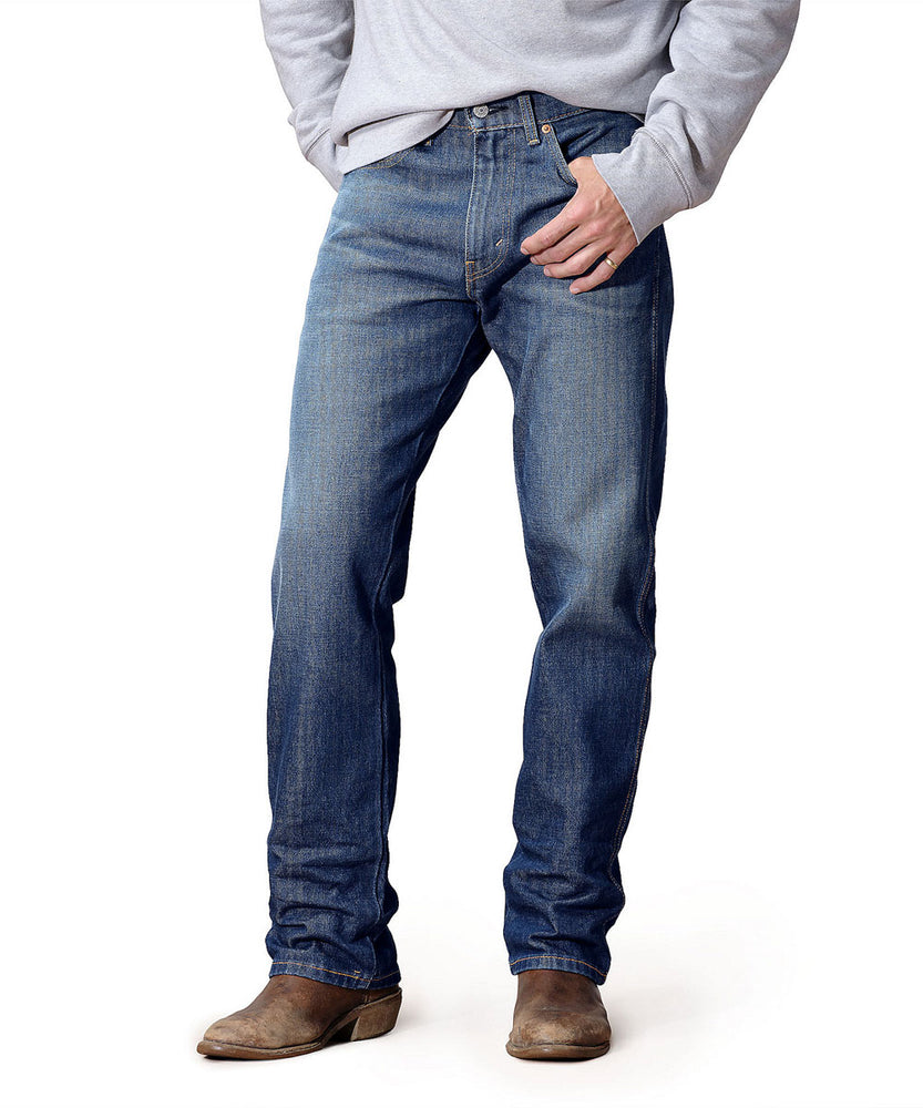 Levi's Men's Western Fit Jeans in So Lonesome at Dave's New York
