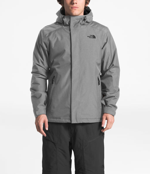 The North Face Men's Inlux Insulated Jacket - A2TBR - TNF Medium Grey Heather