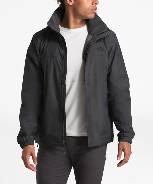 The North Face Men's Resolve 2  Waterproof Rain Jacket - Asphalt Grey