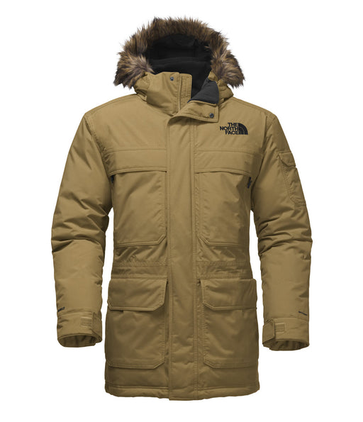 The North Face Men's McMurdo Parka III - British Khaki
