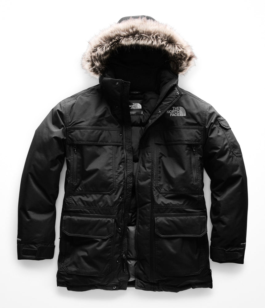The North Face Men's McMurdo Parka III (NF0A33RF) – TNF Black
