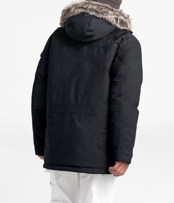 The North Face Men's McMurdo III Down Insulated Parka in TNF Black at Dave's New York