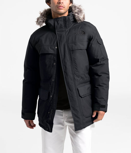 The North Face Men's McMurdo Parka III - TNF Black