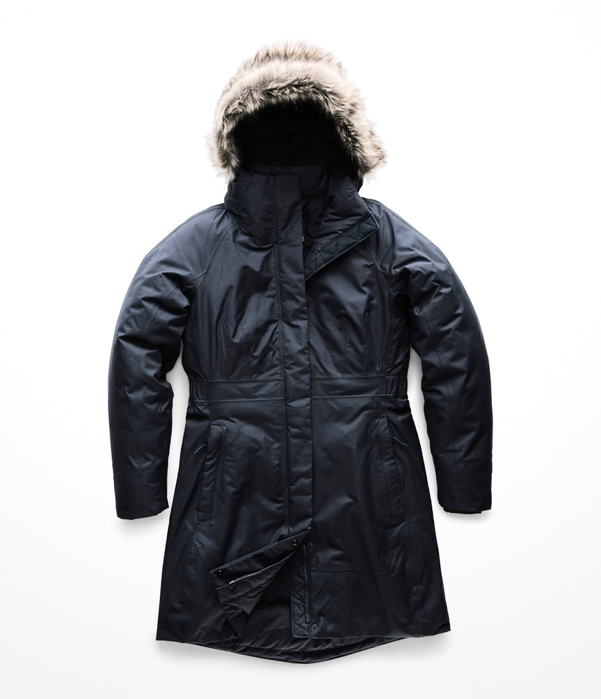 The North Face Women's Arctic Parka II – Urban Navy