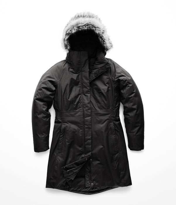 The North Face Women's Arctic Parka II – TNF Black