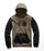 The North Face Men's Half Dome Pullover Hoodie - New Taupe Green / TNF Black