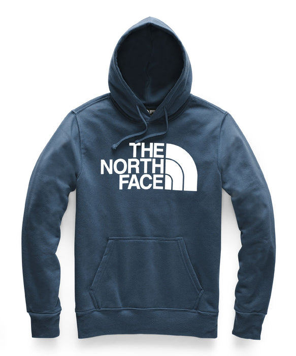 The North Face Men's Half Dome Pullover Hoodie Sweatshirt in Blue Wing Teal at Dave's New York