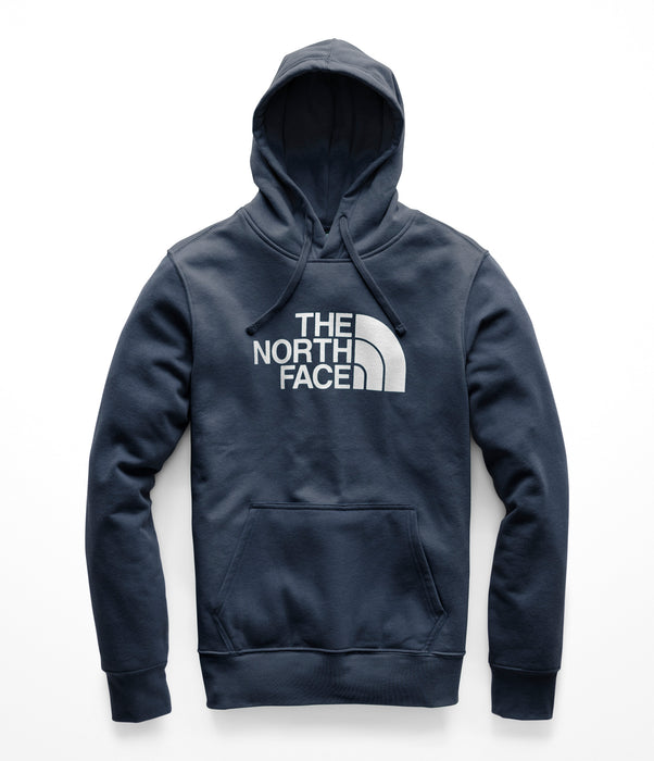 The North Face Men's Half Dome Pullover Hoodie - Urban Navy / TNF White