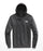 The North Face Men's Red Box Logo Hooded Sweatshirt - TNF Dark Grey Heather / TNF White