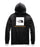 The North Face Men's Red Box Logo Hooded Sweatshirt - TNF Black / Zinnia Orange